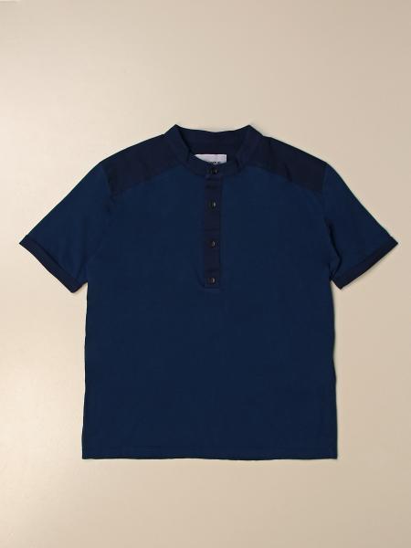 T-shirt basic Dondup a maniche corte