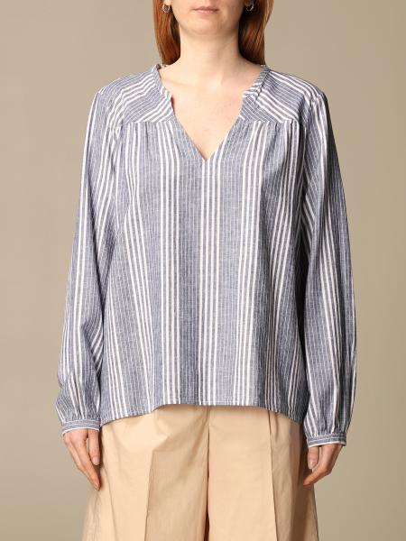 Woolrich für Damen: Hemdbluse damen Woolrich