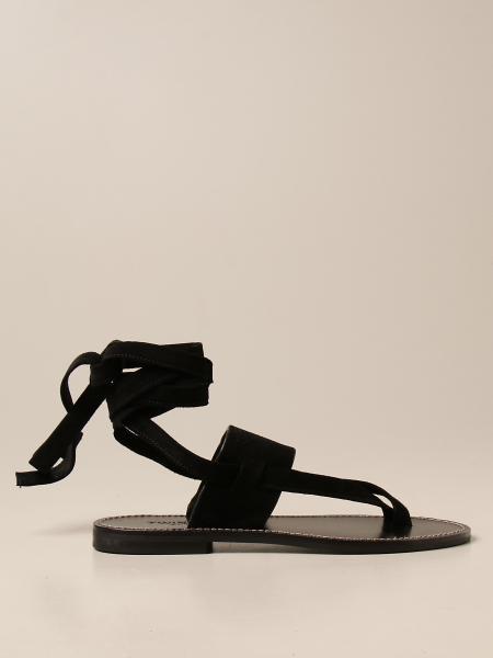 Босоножки на каблуке Женское Twin Set