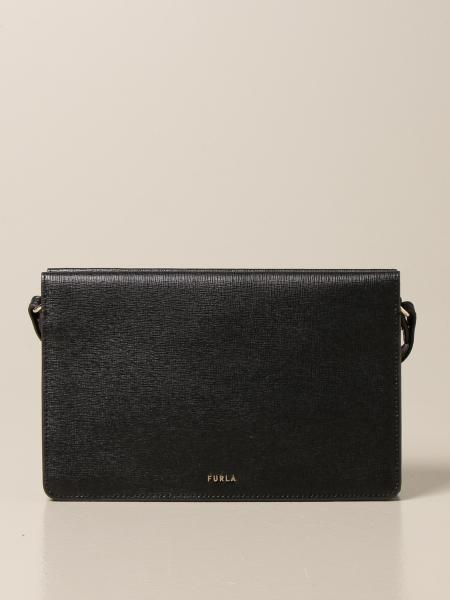 Furla: Furla Babylon leather bag