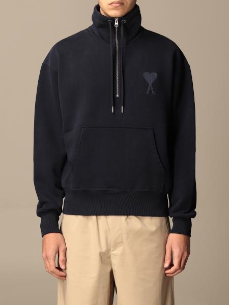 Sweatshirt men Ami Alexandre Mattiussi