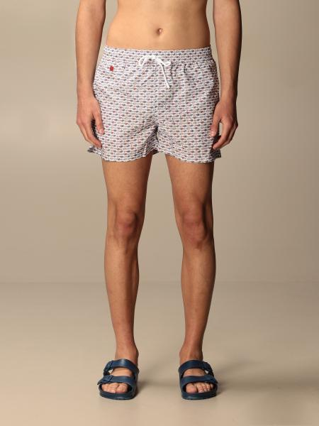 Kiton: Patterned Kiton boxer costume