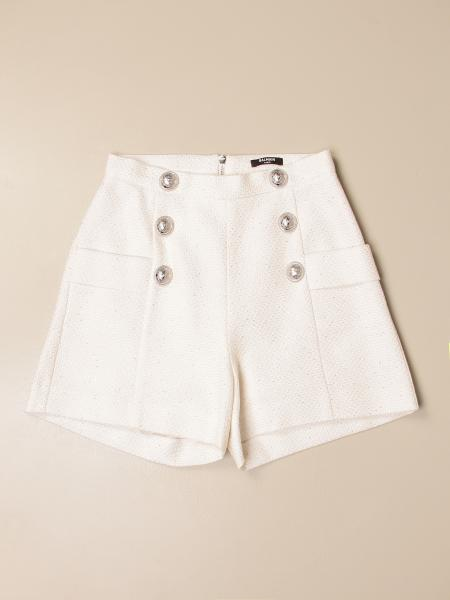 Balmain niños: Pantalones cortos niños Balmain