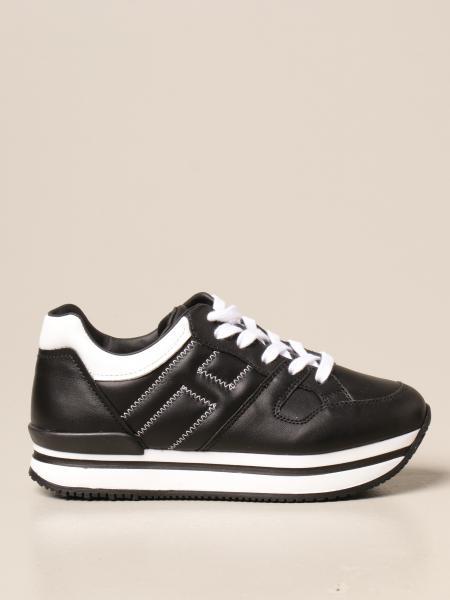J222 Hogan sneakers in leather