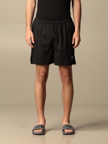 The North Face boxer swimsuit with logo