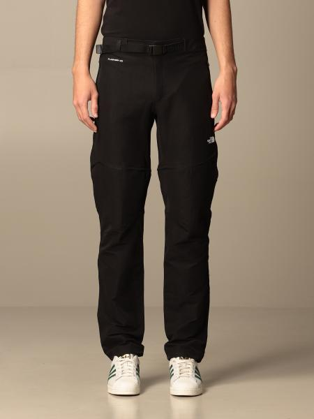 The North Face uomo: Pantalone The North Face con logo e fondo amovibile