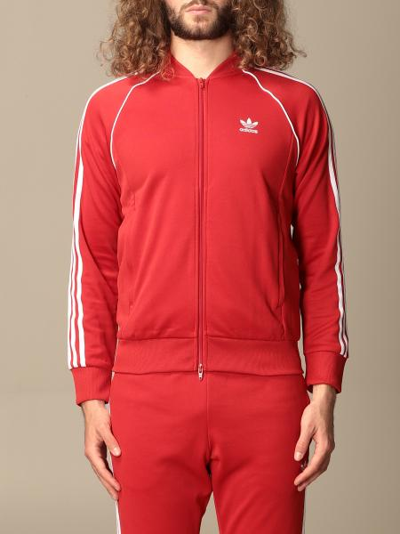 Adidas Originals zip sweatshirt