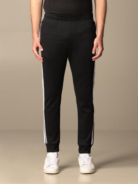 Adidas Originals jogging trousers with logo