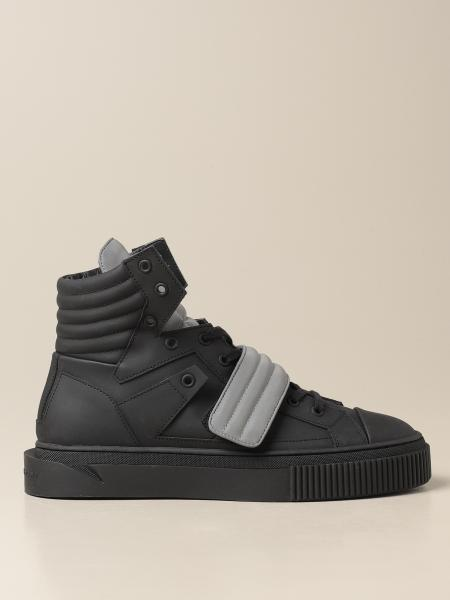 Gienchi: Sneakers Hypnos Gienchi in pelle gommata