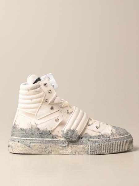 Gienchi: Sneakers Hypnos Gienchi in tessuto con effetto fango