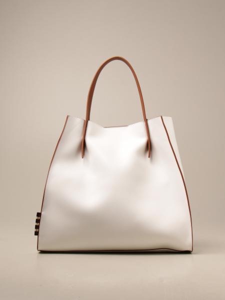 Manila Grace women: Doris Manila Grace handbag in synthetic leather