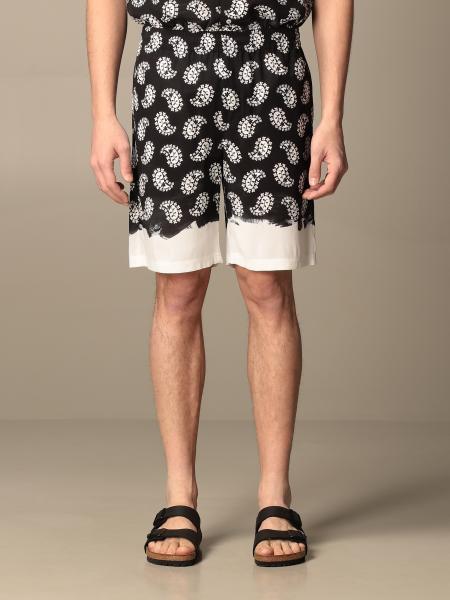 Pantaloncino Msgm stampato