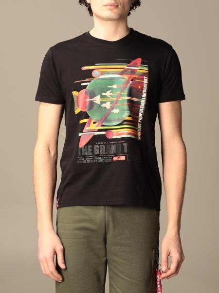 T-shirt men Alpha Industries