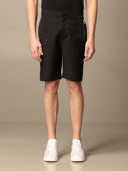 Pantaloncino Les Hommes con zip