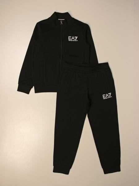 Sweatshirt + jogging pants set by Emporio Armani