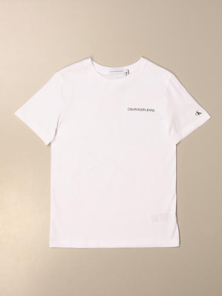 Calvin Klein niños: Camiseta niños Calvin Klein