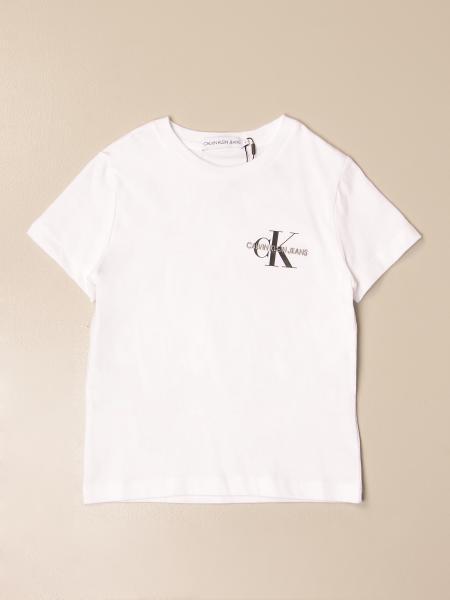 Calvin Klein: T-shirt kinder Calvin Klein