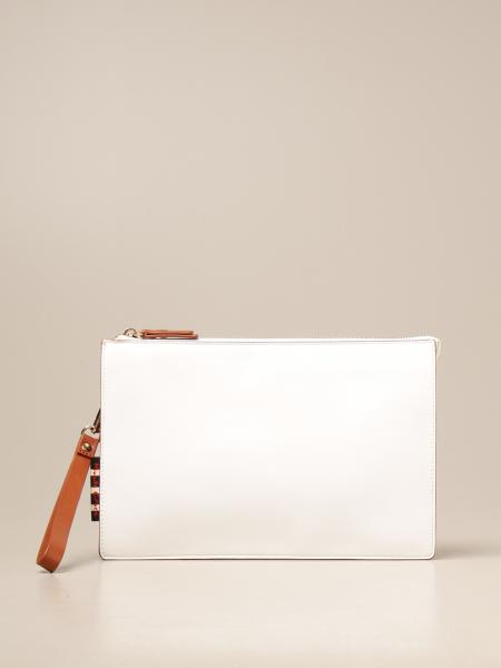 Manila Grace women: Federica Manila Grace crossbody bag in synthetic leather