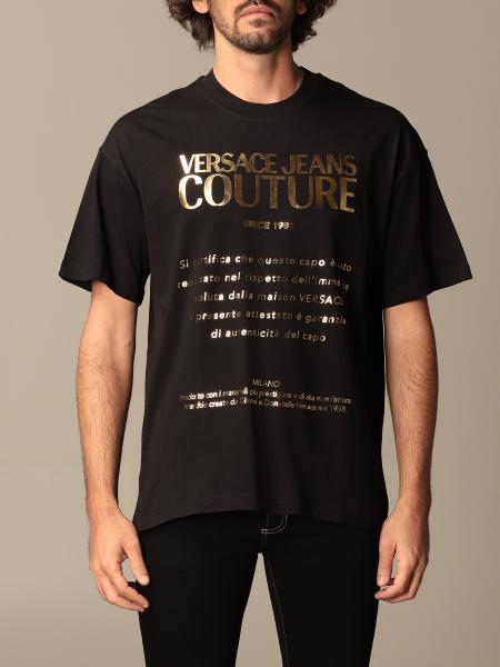 T-shirt men Versace Jeans Couture