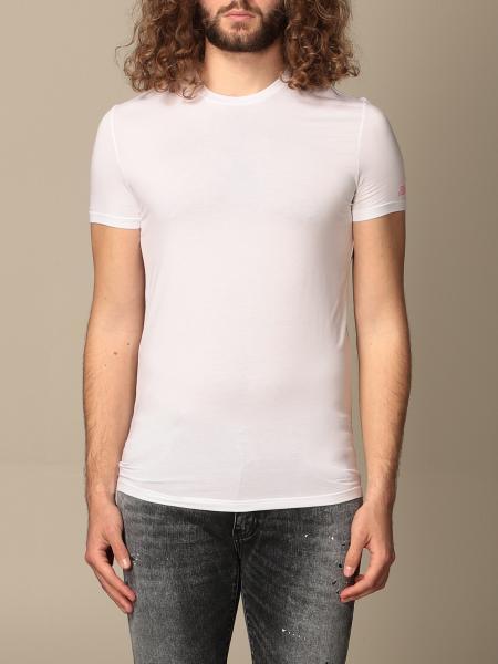 T-shirt Dsquared2 in cotone con mini logo