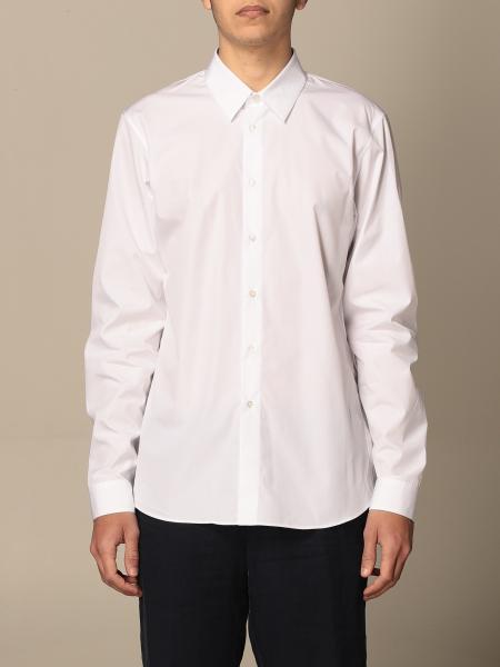 Camicia classica Jil Sander con collo italiano