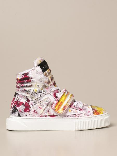 Sneakers Hypnos Gienchi in tessuto multicolor