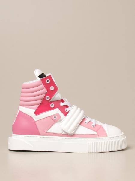 Gienchi: Sneakers Hypnos Gienchi in pelle