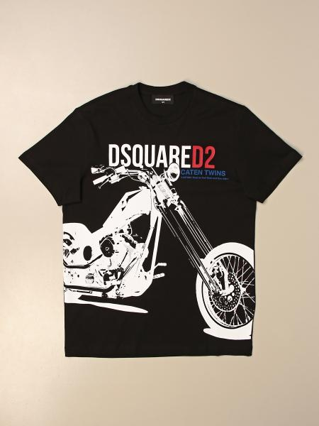 Dsquared2 Junior T-shirt in cotton with print