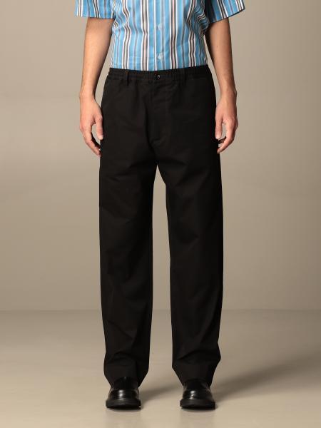 Marni: Marni cotton trousers