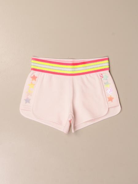 Billieblush: Billieblush shorts with mini stars