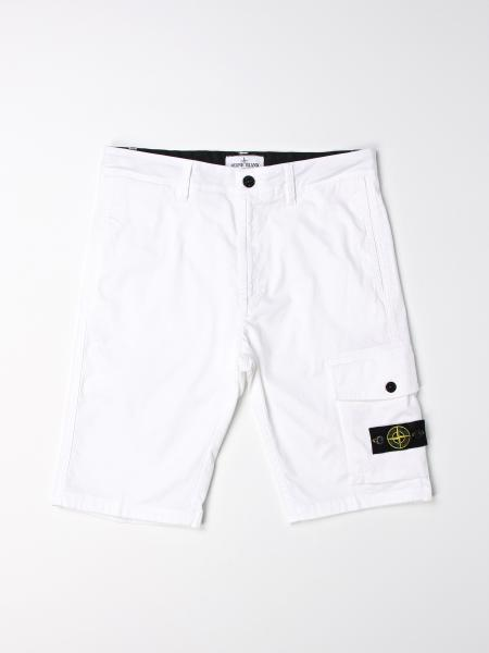 Pantaloncino bambino Stone Island Junior