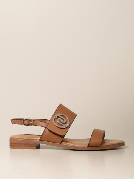 Liu Jo leather sandals