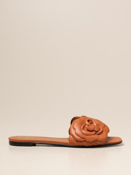 Обувь без каблука Женское Valentino Garavani