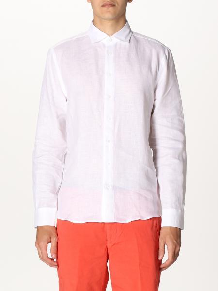Camicia Gran Sasso in lino