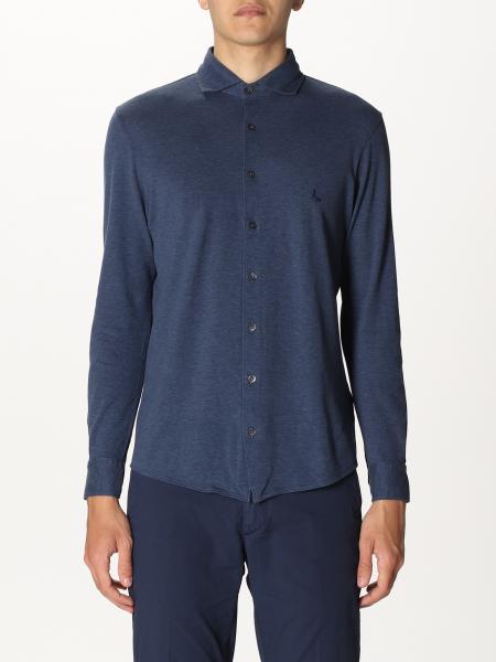 Camicia Gran Sasso in cotone
