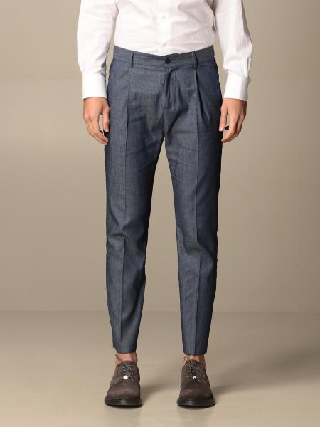 Pantalone Daniele Alessandrini con tasche america