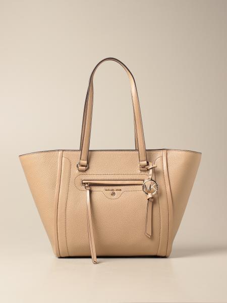 Michael Kors women: Carine Michael Michael Kors bag in textured leather