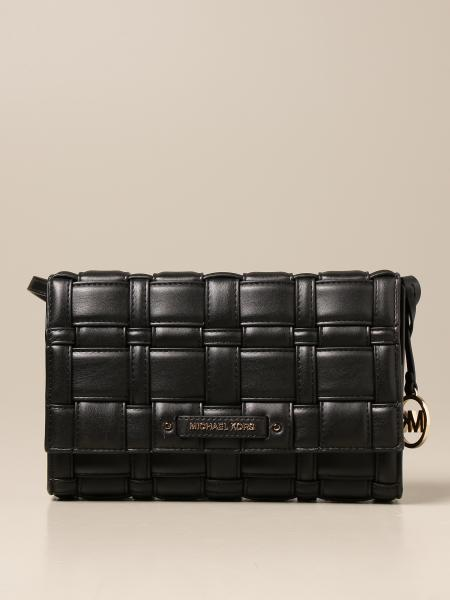 Ivy Michael Michael Kors bag in woven vegan synthetic leather