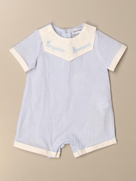 婴儿连体服 儿童 Emporio Armani