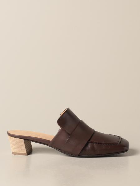 Босоножки без каблука Женское Marsell