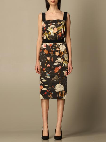 Etro women: Etro patterned dress