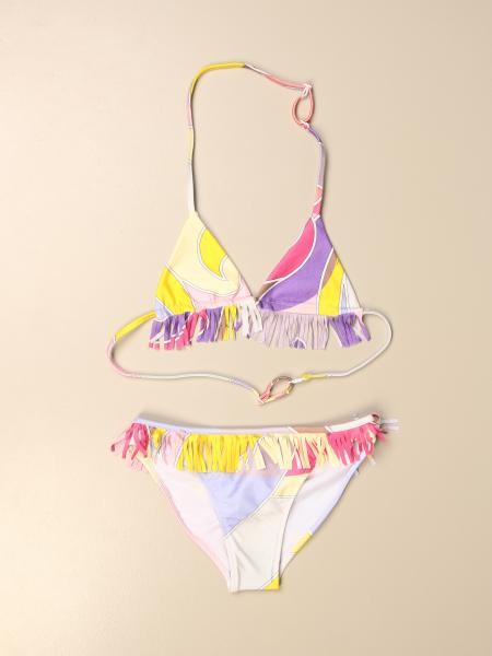 Emilio Pucci: Costume a bikini Emilio Pucci stampato