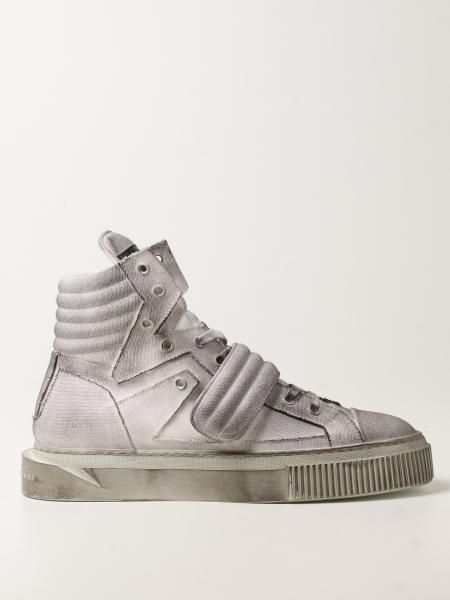 Gienchi: Sneakers Hypnos Gienchi in tela con effetto spruzzato