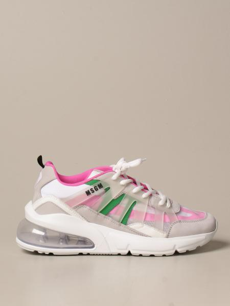 Спортивная обувь Женское Msgm