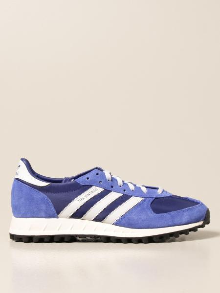TRX Vintage Adidas Originals sneakers in suede and nylon