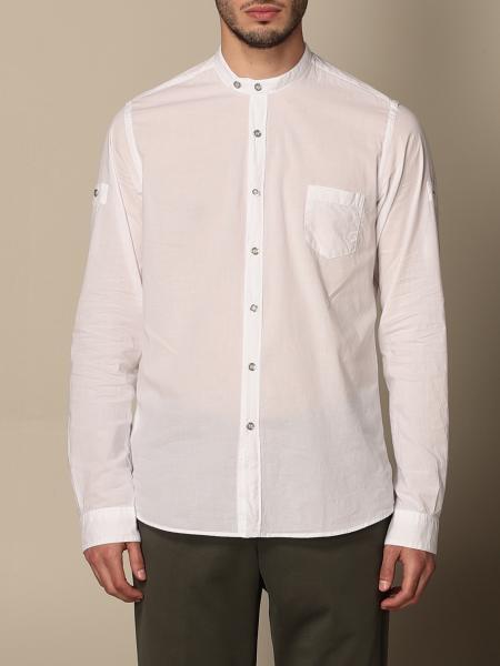 Alessandro Dell'acqua men: Korean shirt Alessandro Dell'acqua