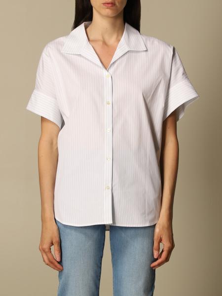 Emporio Armani für Damen: Hemdbluse damen Emporio Armani