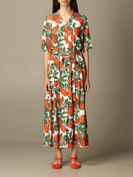 Kleid damen Alessandro Enriquez
