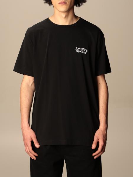 T-shirt Marcelo Burlon con logo posteriore