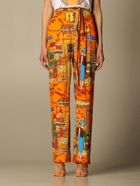 Pantalon femme Alessandro Enriquez
